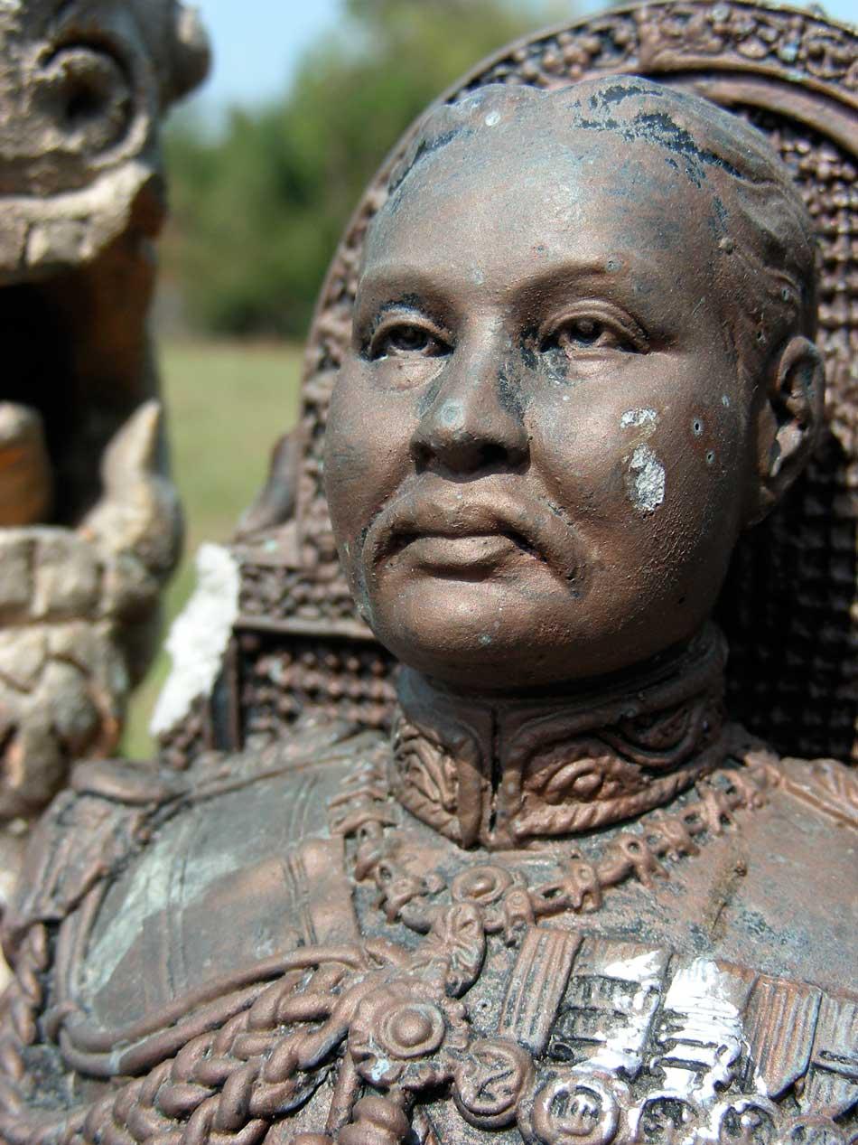 le roi Rama V (1868-1910)