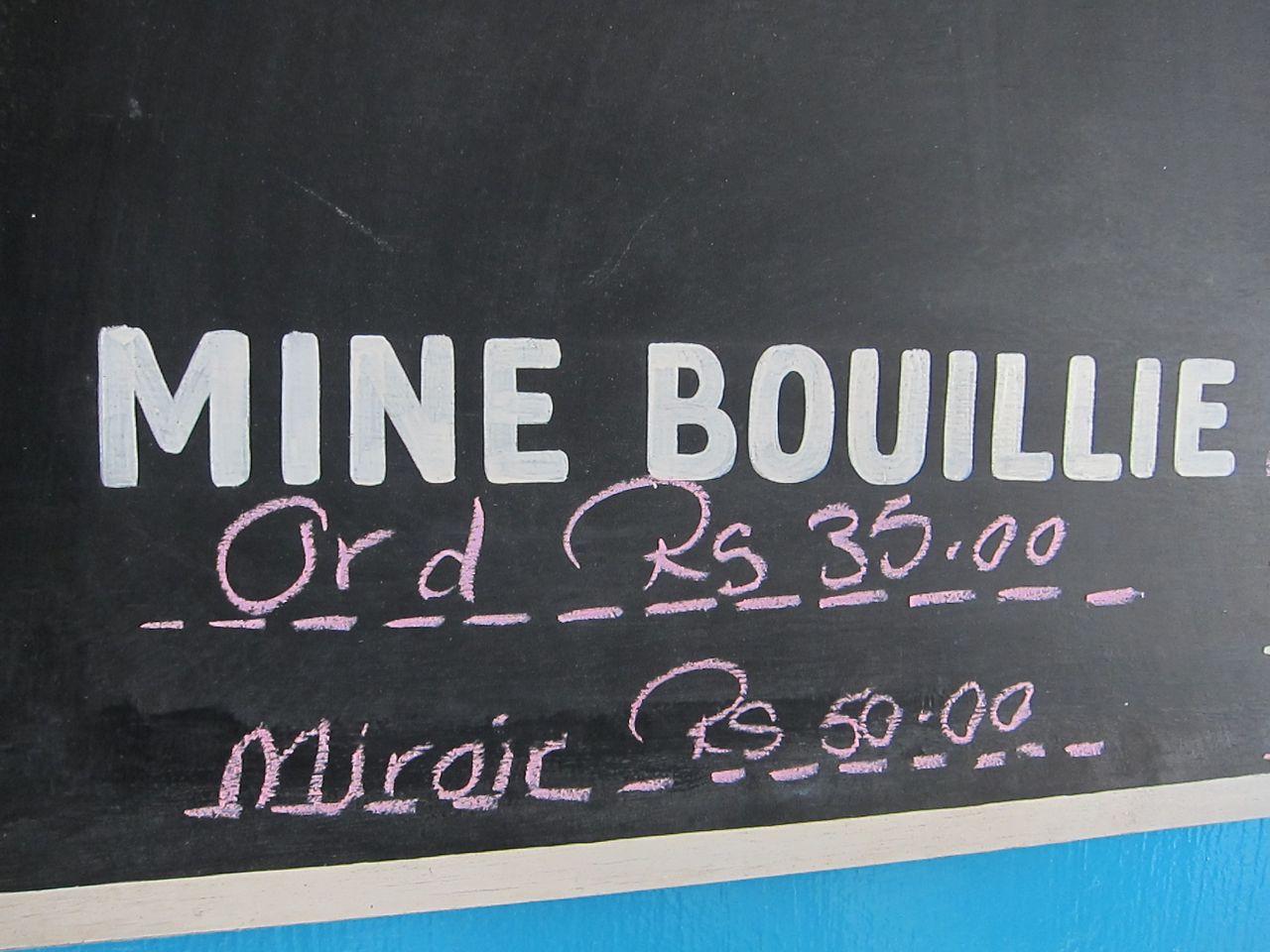 mine bouillie