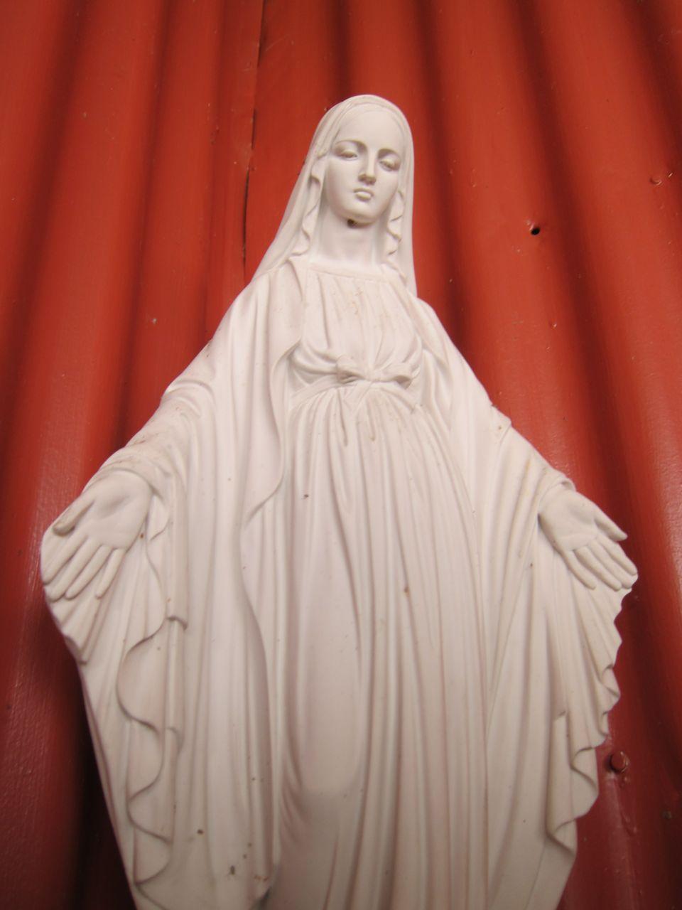 vierge de la plaine