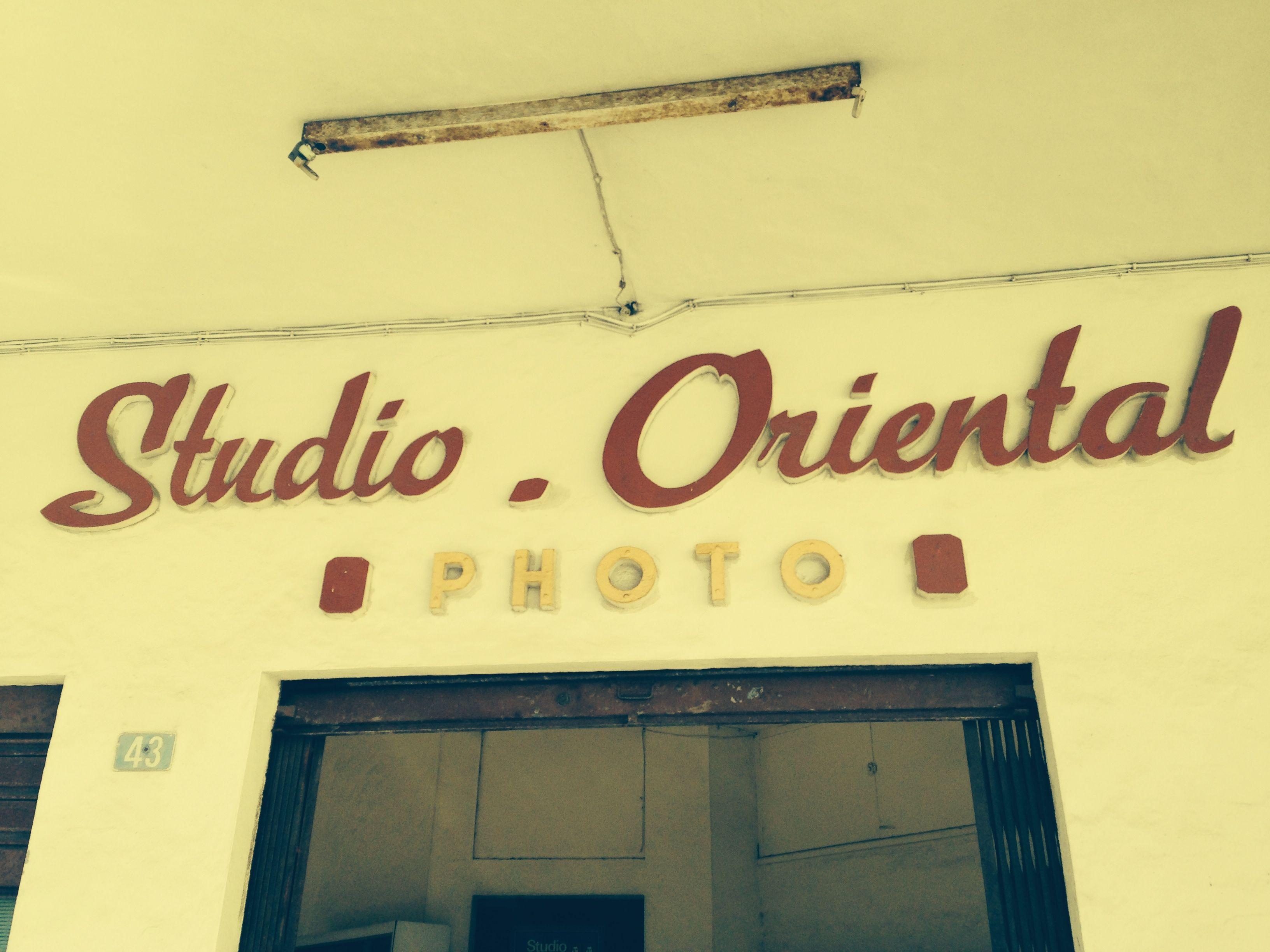 studio Oriental photo