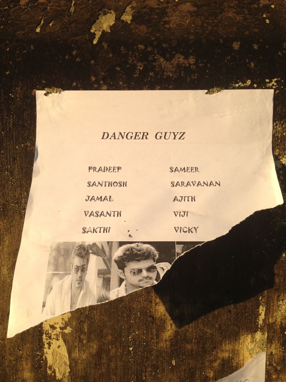 danger guyz