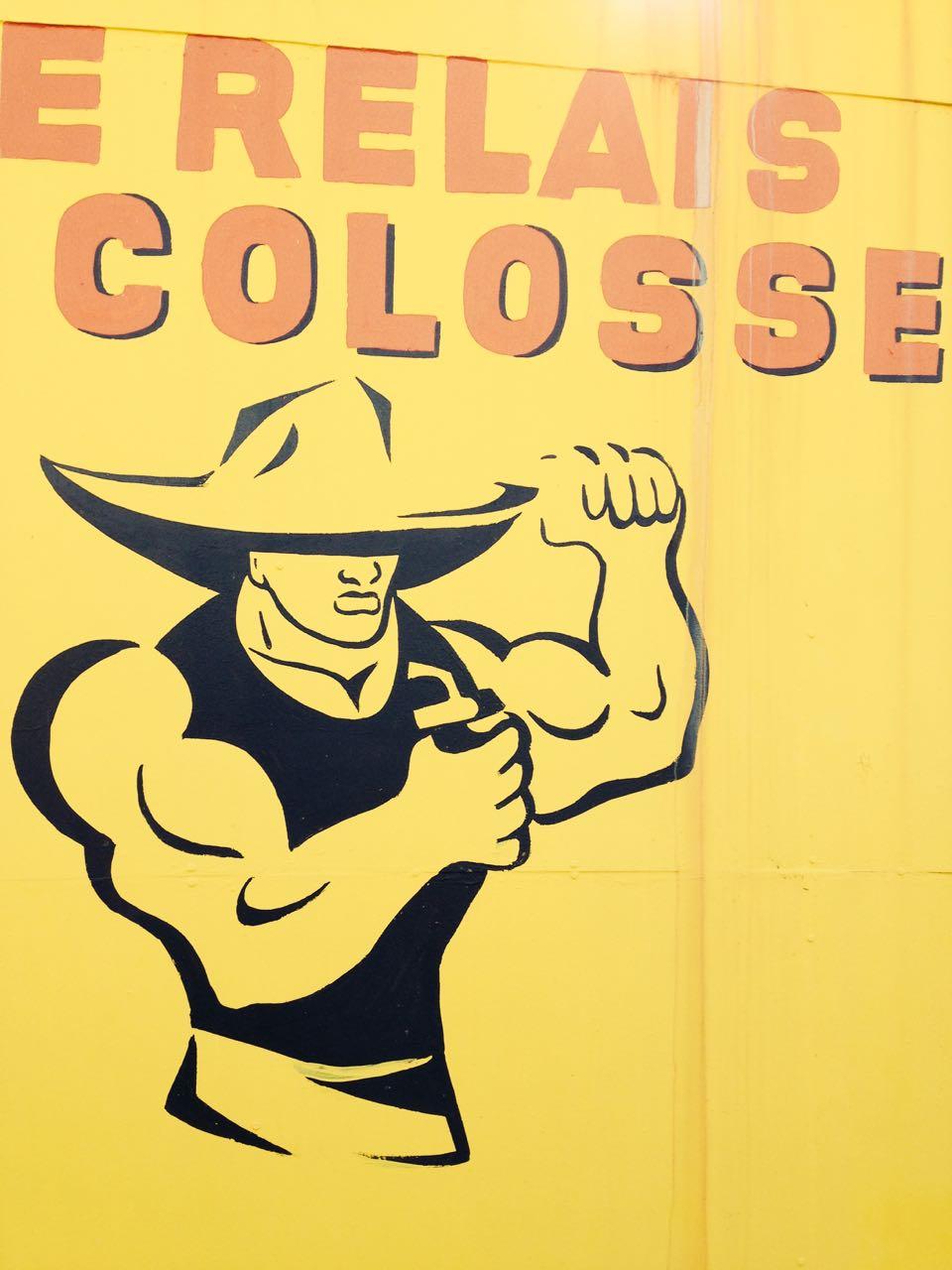 le Relais du Colosse
