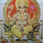 Ganesh tiles