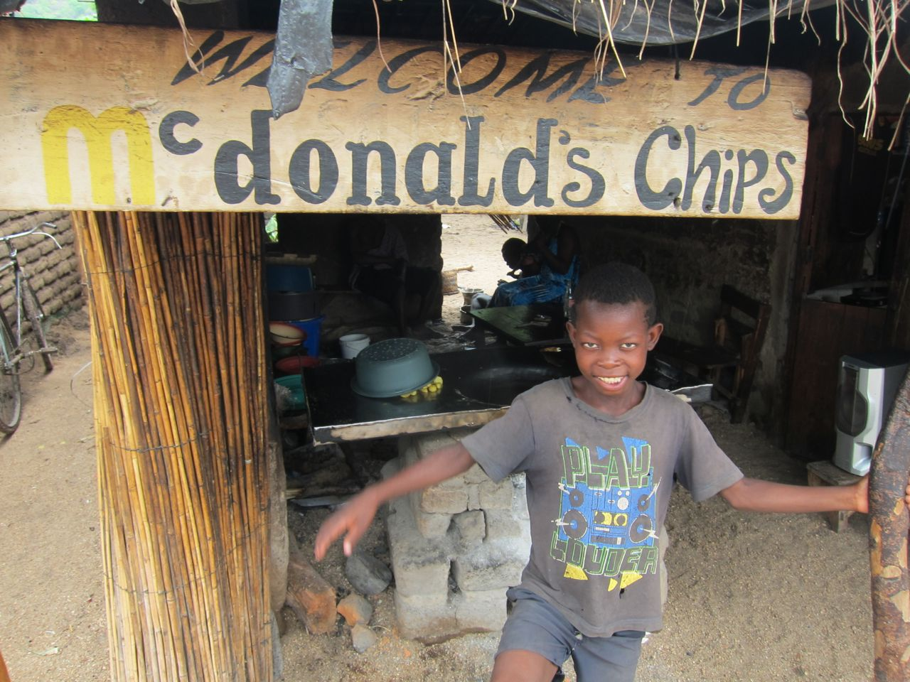 Mc Donald's Chips