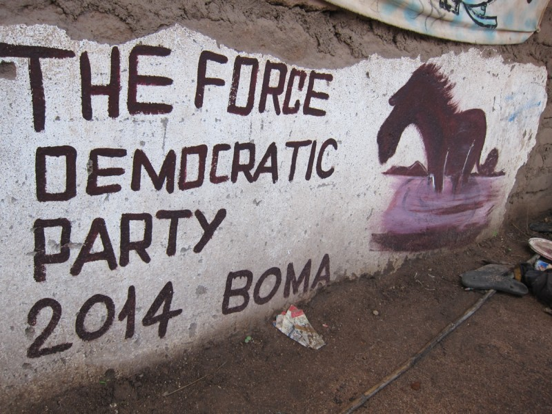 force democratic party