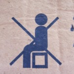 Ne pas s'assoir